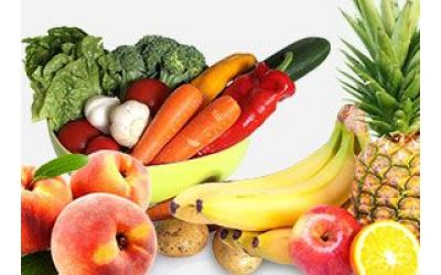 Indian Vegetables and Fruits