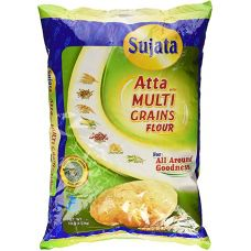Sujata Multi Grains Wheat Flour Atta