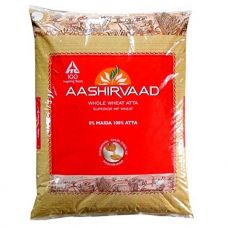 Aashirvaad 100% Whole Wheat Atta