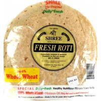 Shree Whole Wheat Roti Small 25PC