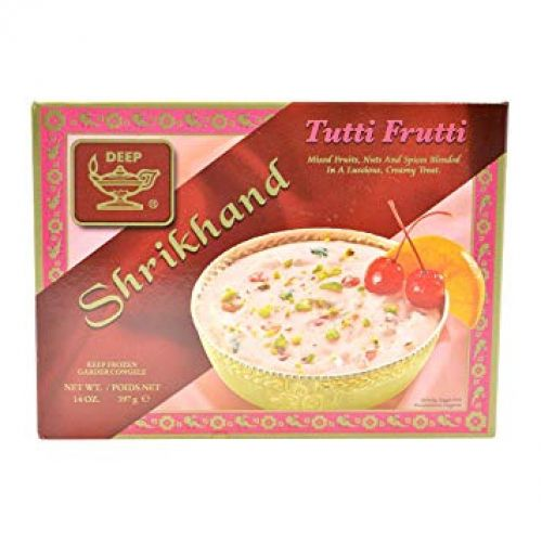 Deep Tutti Frutti Shrikhand Buy Deep Tutti Frutti Shrikhand Online