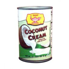 Deep Coconut Cream