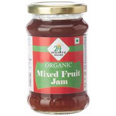 24 mantra Organic Mixed Fruit Jam