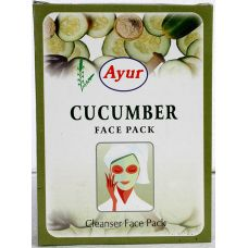 Ayur Cucumber Face Pack