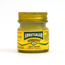 Amrutanjan Yellow Multi Pupose Pain Balm