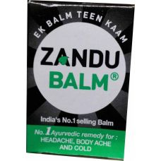 Zandu Balm Multi Purpose Pain Balm