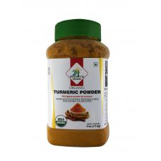 24 mantra Turmeric Powder (Bottle)