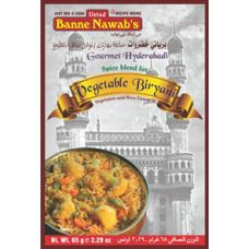 Banne Nawab's Vegetable Biryani