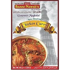 Banne Nawab's Chicken Curry