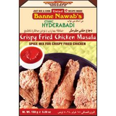 Banne Nawab's Crispy Fried Chicken Masala