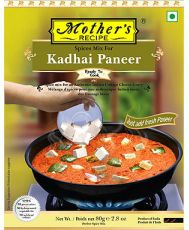 Mother's Recipe Kadhai Paneer Mix
