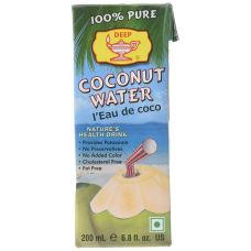 Deep Coconut Water