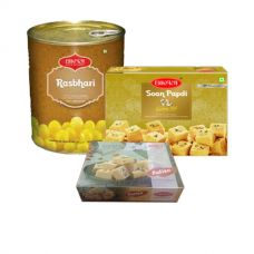 Diwali Bikaji sweets Large special pack (Each)