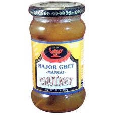 Deep Major Grey Mango Chutney