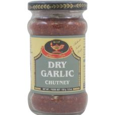 Deep Garlic Chutney (Dry)