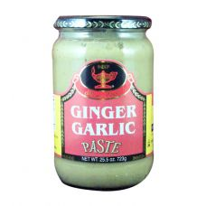 Deep Ginger Garlic Paste