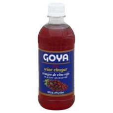 Goya Red Wine Vinegar