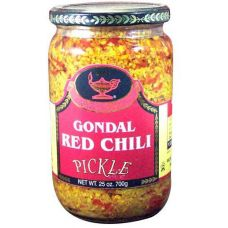 Deep Gondal Red Chilli Pickle In Oil