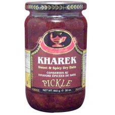 Deep Kharek Sweet and Spicy Dry Date Pickle