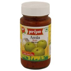 Priya Amla Pickle With Garlic