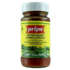Priya Bitter Gourd Pickle Without Garlic