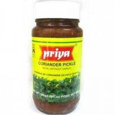 Priya Coriander Pickle Without Garlic