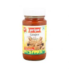 Priya Ginger Pickle Without Garlic