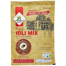 24 mantra Ragi Idli Mix