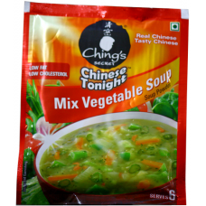Ching's Secret Mix Vegetable Soup
