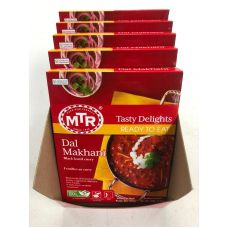 MTR Dal Makhani (Ready-to-Eat) - 5 Pack