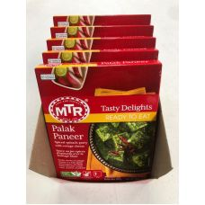 MTR Palak Paneer (Ready-to-Eat) - 5 Pack