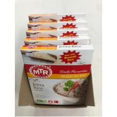 MTR Jeera Rice (Ready-to-Eat) - 5 Pack