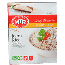 MTR Jeera Rice (Ready-to-Eat)