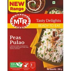 MTR Peas Pulao (Ready-to-Eat)