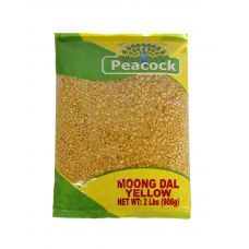 Peacock Moong Dal Yellow