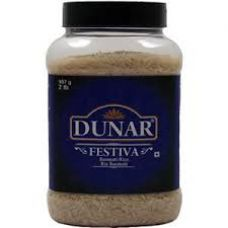 Dunar Basmati Rice in Jar