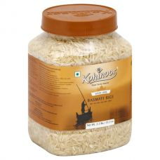 Kohinoor Extra Long Basmati Rice in Jar