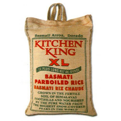 Kitchen King Extra Large Basmati Rice