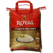 Royal Chef's Secret Extra Long Grain Basmati Rice