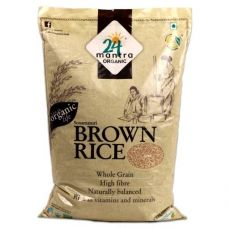 24 mantra Sonamasuri Brown Rice