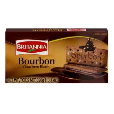 Britannia Bourbon 4 Packs