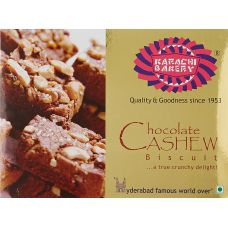 Karachi Bakery Chocolate Cashew Biscuits