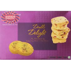 Karachi Bakery Double Delight - Fruit, Pista