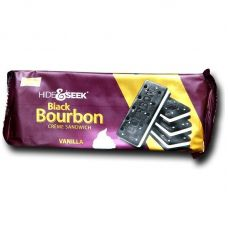 Parle Hide & Seek Black Bourbon Vanilla