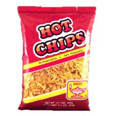 Deep Hot Chips