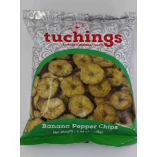 Tuchings Pepper Banana Chips