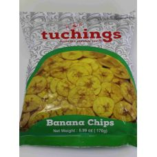 Tuchings Plain Banana Chips