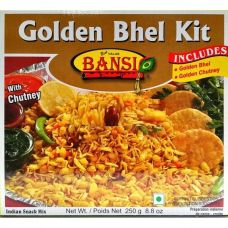 Bansi Golden Bhel Kit