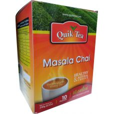 Quick Tea Masala Chai 10 Pouches