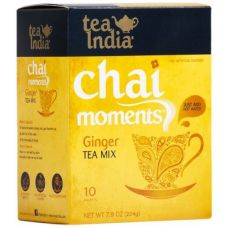 Tea India Ginger 10 Packets